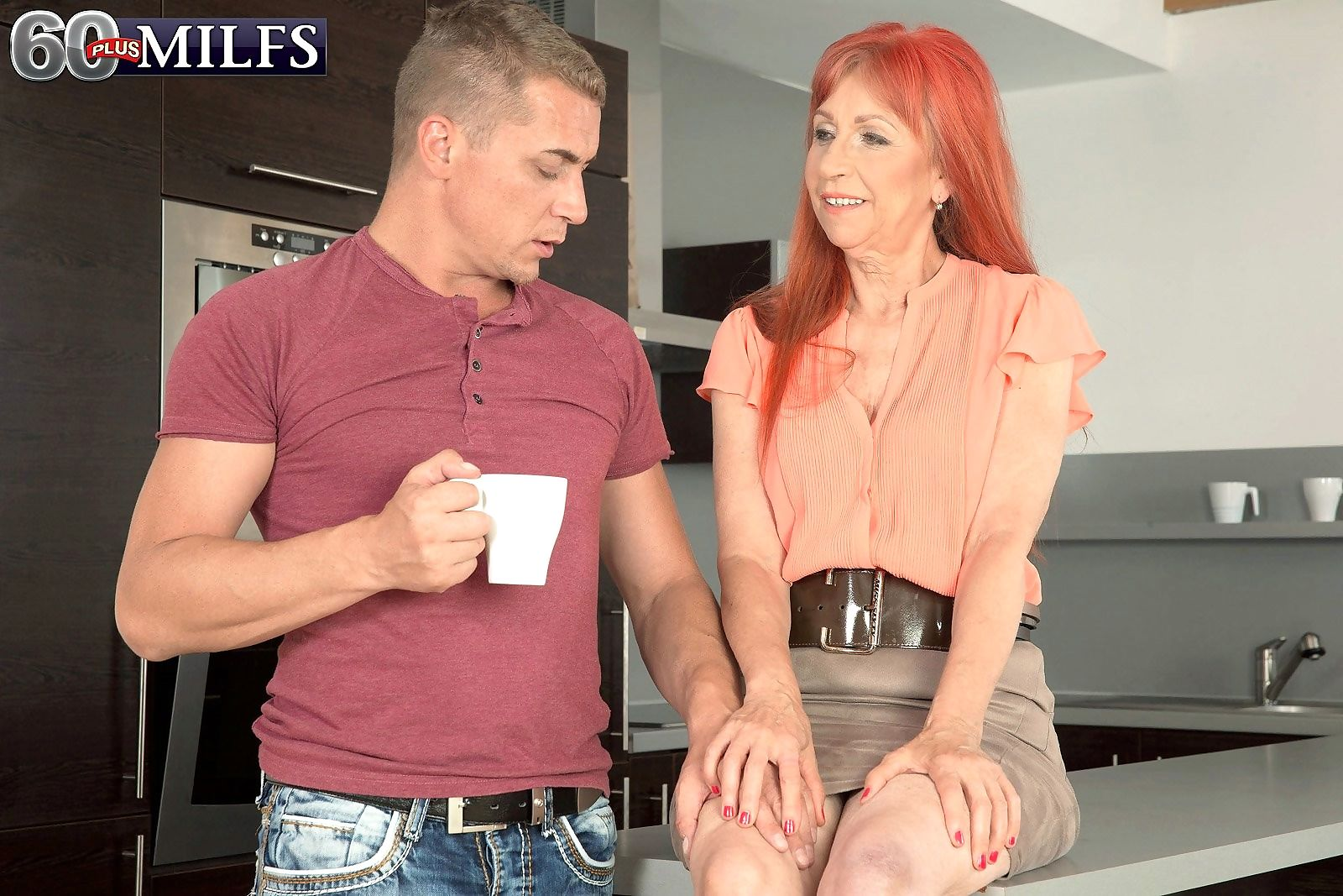 Redhead granny gets assfucked - part 3382