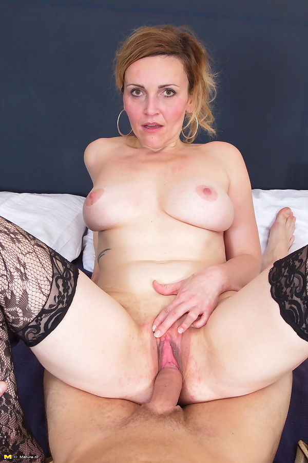 Hot milf fucking with her younger lover - part 426