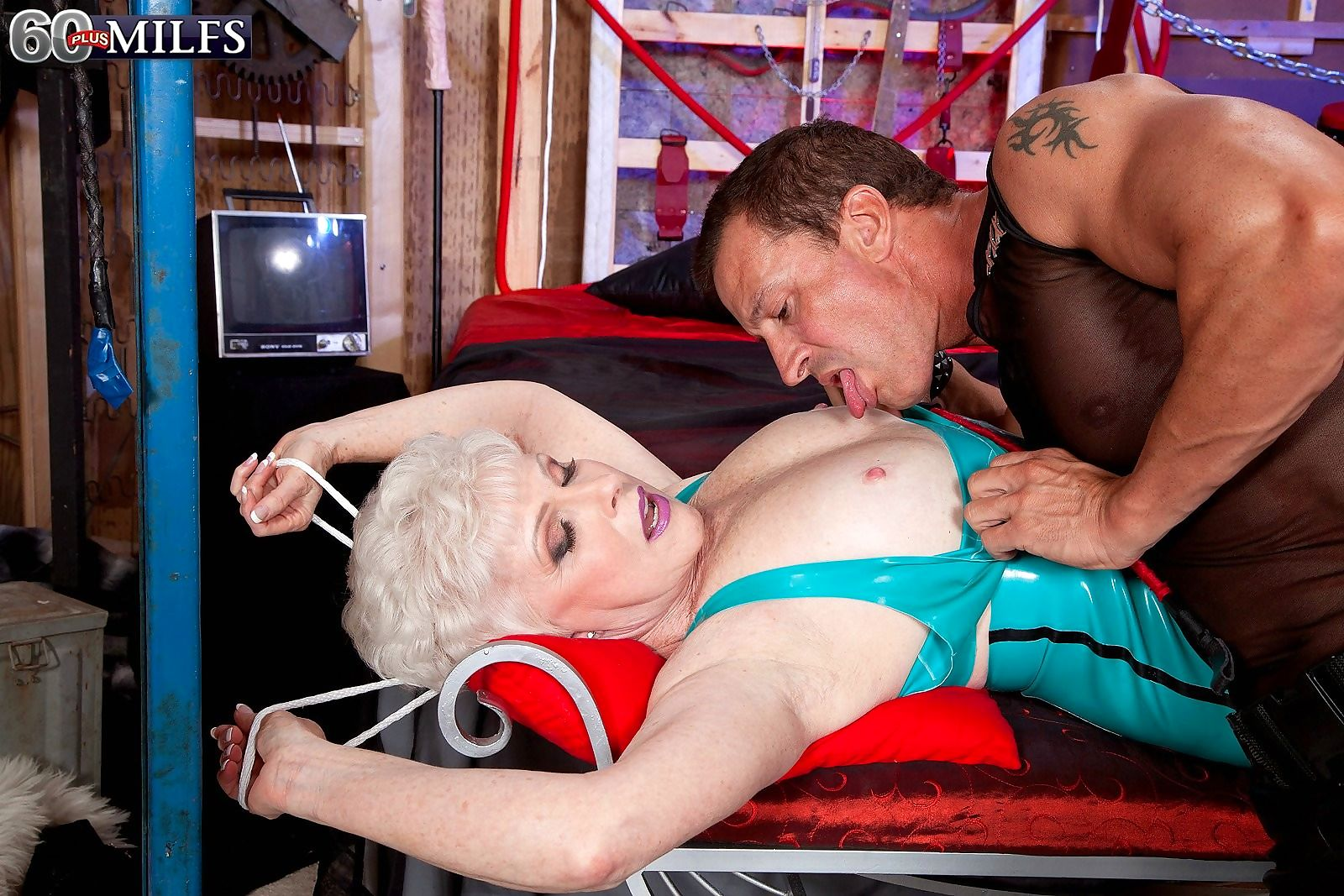 65yearold wife and grandmother fucked bdsm in porn - part 2230