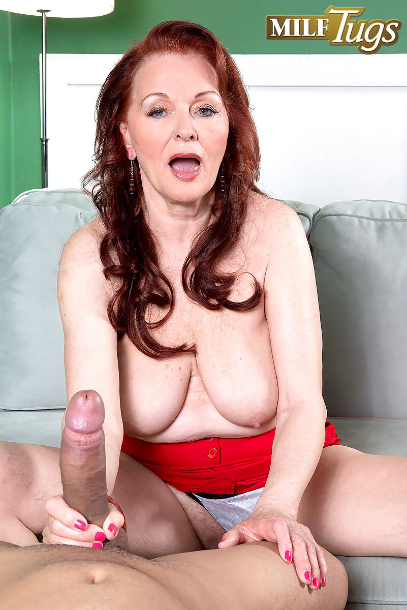 Kinky granny katherine merlot sucks a big black cock - part 1853
