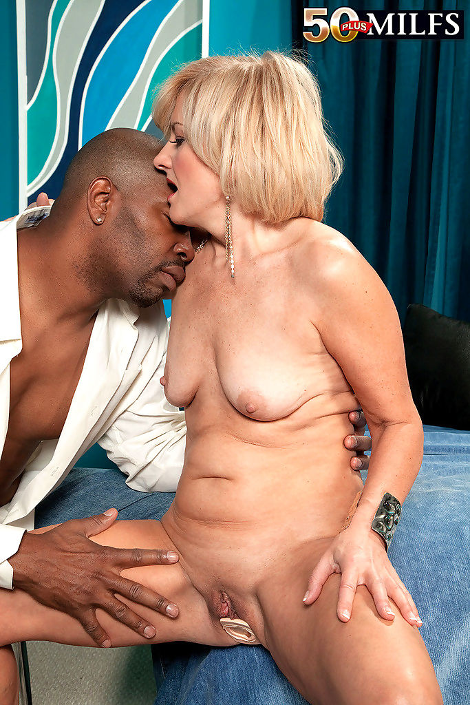 Blonde mature angel ellie anderson goes interracial hardcore with a black dude - part 1070