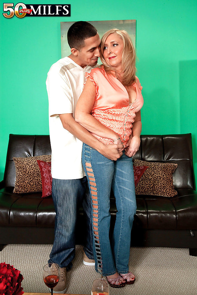 Mature lady jasmine fields has her latino gigolo on speed dial for a reason - part 212