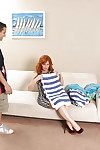Mature redhead gets fucked hard - part 3661