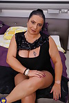 Big breasted bbw playing with her horny lover - part 2100