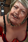 Unspicious inn owner grandma turn into a perverted mistress - part 3