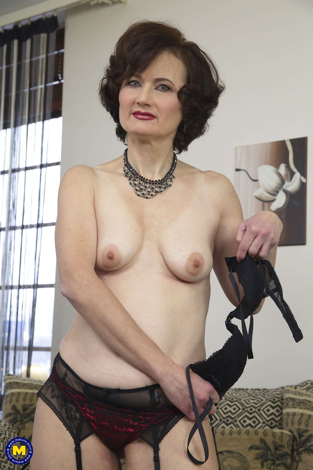 Horny mature lady alice playing with her wet pussy - part 3101