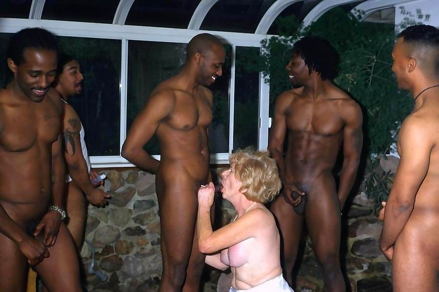 Nude black wives orgy