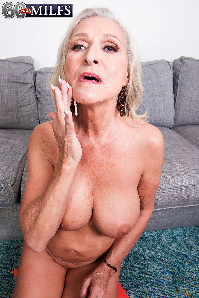 Granny with big boobs katia sucking a strong guy with a big dick - part 1278