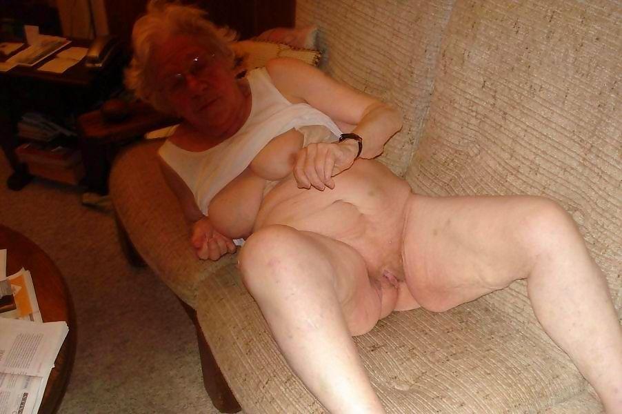 Very Old Granny Fingering